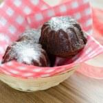 Delicious Muffins — Stock Photo #64001909
