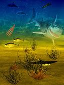 Underwaterlife — Stock Photo