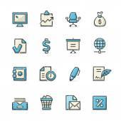 业务图标 — 图库矢量图片