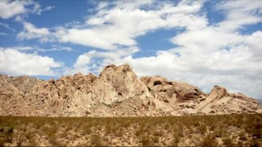 Mojave National Preserve Daytime — Stock Video