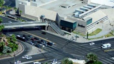 Time Lapse View of Las Vegas Strip — Stock Video