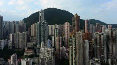 Sunrise of Hong Kong Skyline — Vídeo de Stock