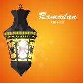 Schoonheid achtergrond voor islamitische gemeenschap festival vector illustrat — Stockvector