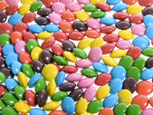 Colorful Background Sweet Tasty Bonbons Candy — Stock Photo