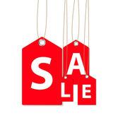 Sale Banner. Vector Illustration — Stock Vector