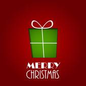 Résumé de Noël et nouvel an fond. illustration vectorielle — Vecteur