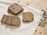 Different kinds of healthy bred — Stock Photo