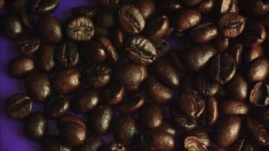 Coffe beans — Stock Video