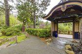 Japanese Tea Garden, San Francisco — Stock Photo