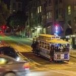 San Francisco cable car — Stock Photo #52975341