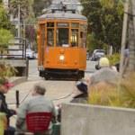 Castro Trolley, San Francisco — Stock Photo #52976277