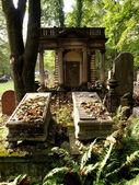 Jewish tombstone. — Stock Photo