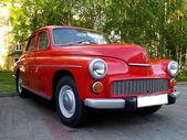 Car brands Warsaw. — Stock Photo
