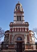 Orthodox Church of Lodz. — Stockfoto
