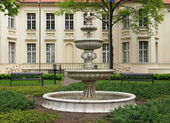 Biederman Palace in Lodz. — Stock Photo