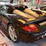 PRAGUE - APRIL 14: Porsche Carrera GT — Stock Photo #72839611