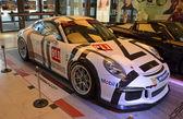 PRAGUE - APRIL 14: Porsche 911 991 GT3 — Stock Photo