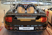 PRAGUE - APRIL 14: Porsche Carrera GT — Stock Photo