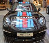 PRAGUE - APRIL 14: Porsche 911 991 — Stock Photo
