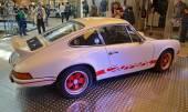 PRAGUE - APRIL 14: Porsche Carrera RS F series (1973) — Stock Photo