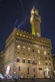 Palazzo Vecchio - Florence, Italy — Stock Photo