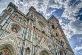 Duomo: Santa Maria del Fiore - Florence. Italy — Stock Photo