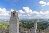 San Gimignano, Italy — Stock Photo