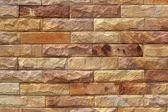 Sand stone wall surface, background of decorate - wallpaper — Φωτογραφία Αρχείου