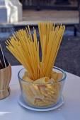 Spaghetti and pasta — Stock Photo