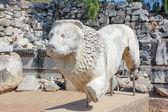 Statua del leone — Foto Stock