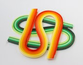 Sets paper for quilling — Zdjęcie stockowe
