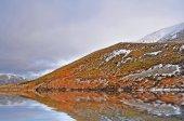 Buzul dağ — Stok fotoğraf
