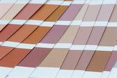 Spectrum color close up — Stock Photo