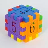 Plastic toys — Stock Photo