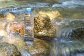 Plastic bottle — Stockfoto