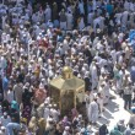 Masjidil Haram mosque — Stock Photo #69456739
