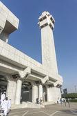 Taneem mosque — Stock Photo