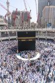 Masjidil haram mosque — Stock Photo