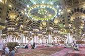 Nabawi mosque — Stock Photo