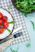 新鮮なおいしいトマト — ストック写真