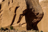 Rock Background — Stock Photo