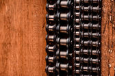 Used Automotive Gear Chain — Stock Photo