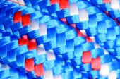 Textura lana — Stock fotografie