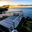 Sunrise Pier — Stock Photo #55993485