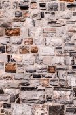 Grunge bakstenen muur textuur — Stockfoto