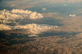Aerial View of the Earth — Stock fotografie