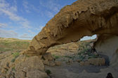 Natural Arch in the Desert — Foto Stock