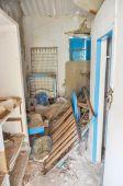 Verlassene alte Haus — Stockfoto