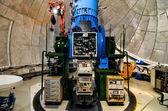 泰德天文台的望远镜 — 图库照片