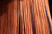 Background of Copper — Fotografia Stock